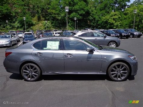 lexus gray 2016 gs lexus 350 nebula gray html autos post