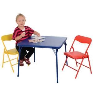 chaise pliante pour enfant ensemble table et 2 chaises pliantes pour enfants
