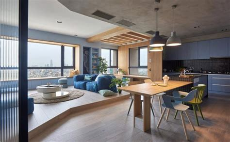 Interior Design For Small Apartment by Departamento De 150 Metros Cuadrados Planos De Arquitectura