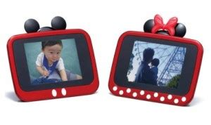 Iriver Unveils Df150 Digital Photo Frame by Mickey And Minnie Mouse Digital Picture Frames
