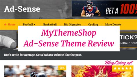adsense theme by mythemeshop blogliving net start a blog and find your passion