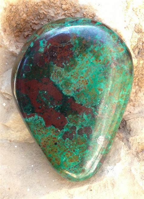 60 35ct king solomon mine israel gem healing eilat
