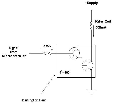 transistor and darlington pair as a switch what is darlington pair and its transistor diagram quora