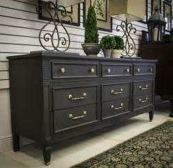 gorgeous dresser with graphite chalk paint 174 project by