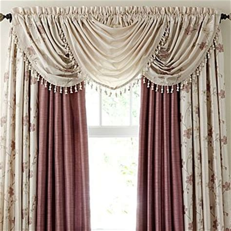 jc penney window treatment fortune embroidered window treatment jcpenney window