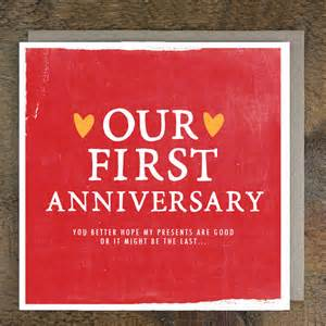 our anniversary card by zoe brennan