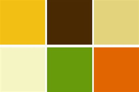 paint colors yellow brown 17 best images about colors on happy colors