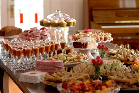 Dessert Buffet Table Ideas Women S Events Decor Ideas And Favors Chana S Room