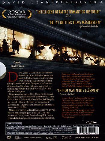 se filmer brief encounter gratis brief encounter dvd discshop se