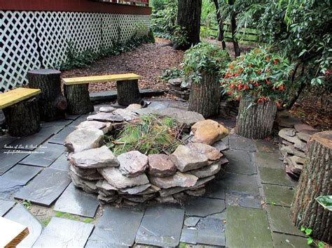 rock firepit 6 pits you can make in a day redfin
