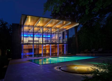 house in the garden dallas by cunningham architects