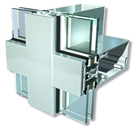 curtain walls systems pw256 hurricane resistant coral architectural products