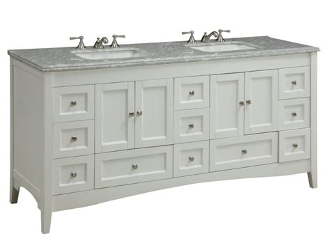 72 White Bathroom Vanity by 72 Inch Bathroom Vanity Sink Shaker Style White