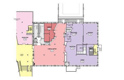 westfield london floor plan gallery of westfield state new university hall add inc 11