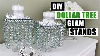 diy dollar tree home decor diy dollar tree glam decor stands dollar store diy candle