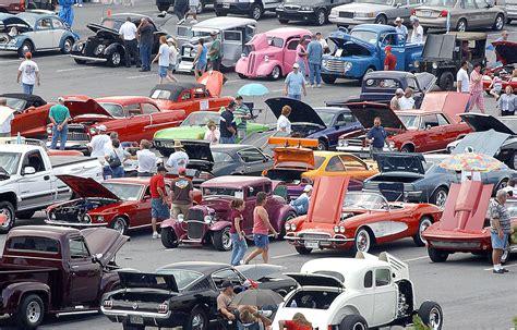classic car show having fun while showing respect car show etiquette