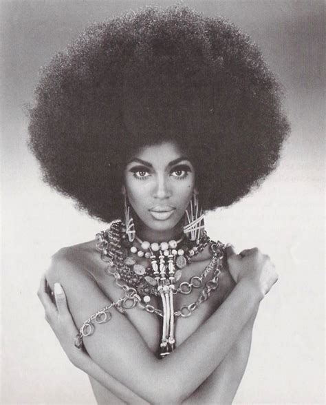 styling afro caribbean hair far out naomi cbell in a killer afro for paper us