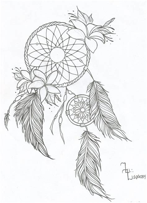 gallery dream catcher drawing designs drawing art gallery