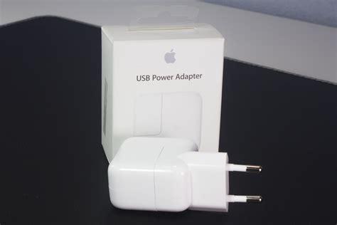 obzor apple usb power adapter  dlya iphone  ipad