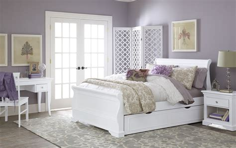sleigh bed with trundle walnut white sleigh bed with trundle