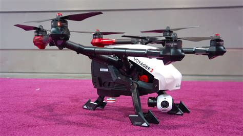 Drone Voyager 3 See The Walkera Voyager 3 Drone At Nab 2015
