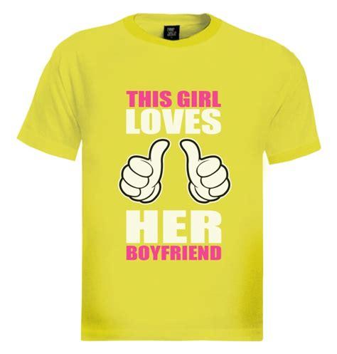 Matching T Shirts For Boyfriend And This Boyfriend Matching T Shirt V Day