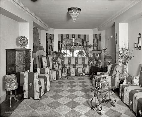 Decoration Home Interior Shorpy Historic Picture Archive Metropolitan Home 1924