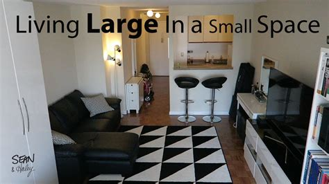 small studio living living in a nyc studio apartment small space living