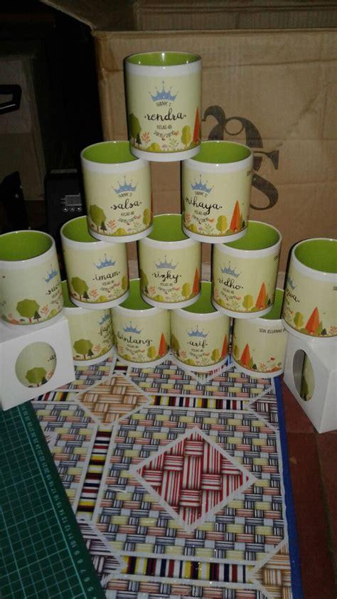 Mug Murah Sekolah bandar souvenir mug serpong bsd cetak mug murah