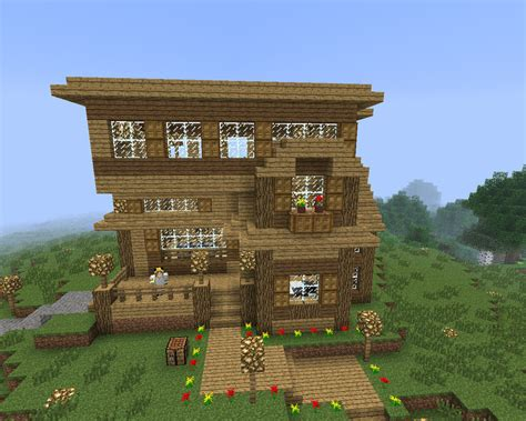 looking to build a house minecraft our house by xsagefurx on deviantart