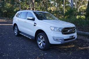 Ford Titanium 2016 Ford Everest Titanium Road Test The Wheel