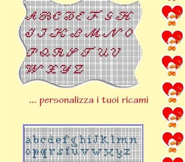ufficio reclami compass ricamare lettere alfabeto 28 images alfabeto da