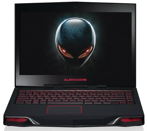 Laptop Alienware I7 dell alienware m14x i7 3rd 6 gb 750 gb
