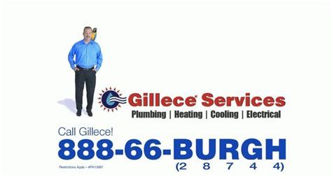 Gillece Plumbing Reviews plumbing hvac electrical services in bridgeville pa