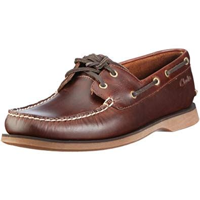 boat shoes online india clarks men s quay port leather boat shoes buy online at