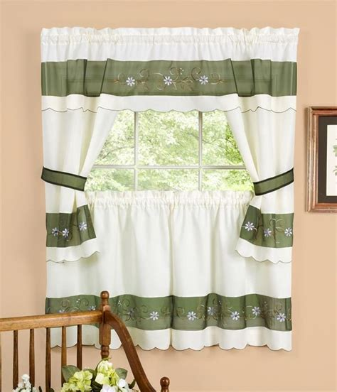 country kitchen curtains berkshire curtain set country kitchen curtains