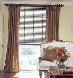 ideas for blinds and curtains 1000 images about curtains on pinterest bay windows