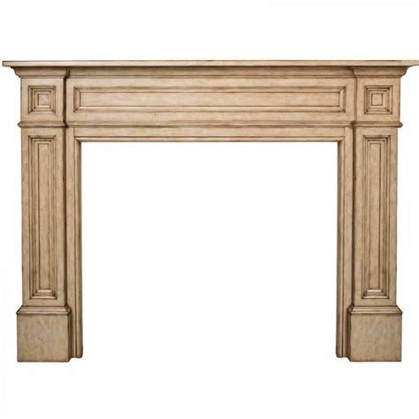 Pearl Fireplace Mantels by Pearl Mantels The Classique Fireplace Mantel
