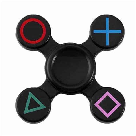 Diskon Playstation Fidget Spinner Playstation Fidget Spinner Gaming Just Got Stress Free