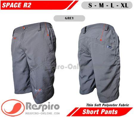 Kaos Tangan Pendek Space celana pendek respiro space r2 respiro