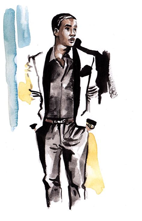 Tuesday Fashion Bits by Daily Fashion Illustration 81 Tuesday December 17 2013
