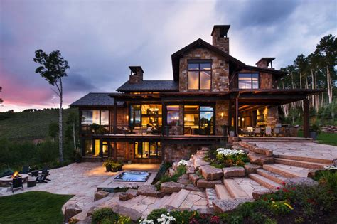 13 best images about droomhome dream homes on pinterest contemporary mountain retreat in colorado infused with warmth