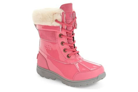 north face are uggs still in style 2014 10 stylish snow boots your kids will actually want to wear