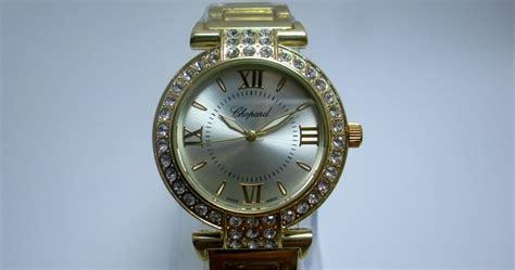 Jam Tangan Wanita Merk Chopard arloji jam tangan wanita chopard terbaru