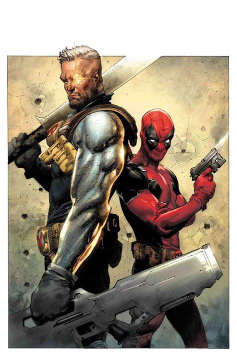 movie spoiler for the film deadpool marvel comics june 2018 solicitations spoilers deadpool