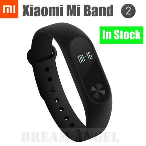 New Original 100 Xiaomi Mi Band 2 cheap original miband2 xaomi band 2 rate monitor