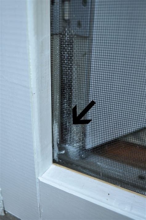 How To Remove A Screen Door by Teeny Tips Tuesday 18 How To Remove Paint From Screens