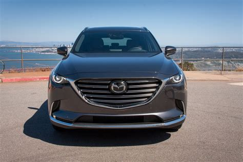 2018 mazda cx 9 2018 mazda cx 9 what s changed news cars
