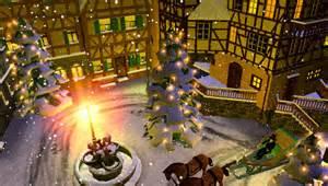 Der bildschirmschoner weihnachtszauber 3d verbreitet eine besonders