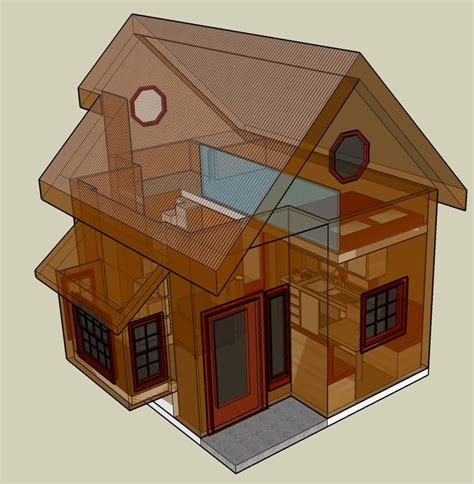 200 Sq Ft Guest House The Parties Out Back Pinterest 200 Square Guest House Plans
